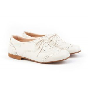 BLUCHER PIEL PORCELANA Angelitos
