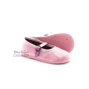 Zapatillas de Casa de Niña Merceditas Rosa Tny Shoes