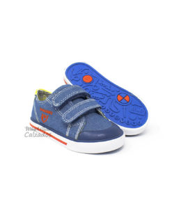 Zapatillas Lona 3301 Denim Jeans